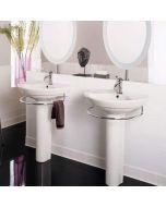 American Standard 0041.000.020 Ravenna Pedestal Sink Leg, White