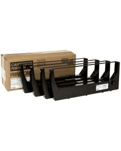 Printronix 255049-402 Extended Life P7000 Heavy Duty Cartridge Ribbon, 4 Pack