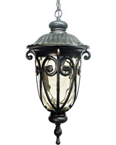 AA Warehousing EL591MHOR Hailee 1-Light Oil Rubbed Bronze Pendant