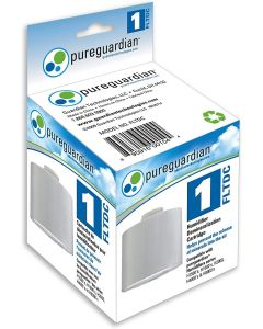 Pure Guardian FLTDC Humidifier Demineralization Filter, Cartridge #1, 1,000 Hrs. Run Time, Prevents Release of Minerals Into Air, Fights White Dust, Easy Application to PureGuardian Humidifier