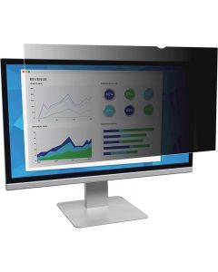 3M Privacy Filter for Standard Monitor (PF190C4B),Black,19""